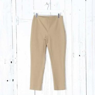 New Tony Gabardine Cropped Trousers