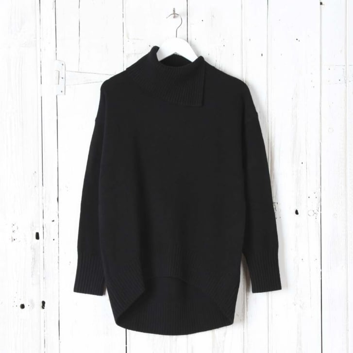 JOSEPH Soft Wool Long Sleeve High Neck Sweater
