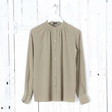 Stan Crepe De Chine Blouse