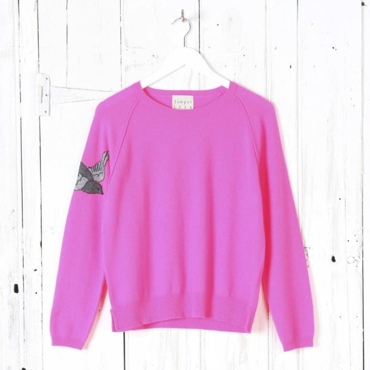 JUMPER1234 Swallow Sweater