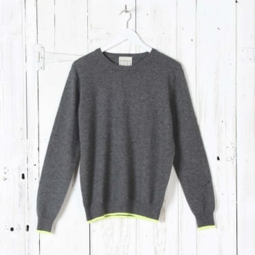 Tipped Crew Jumper