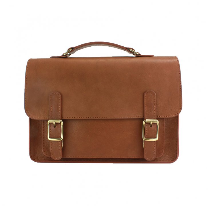 BRITISH BELT CO Kingston Satchel