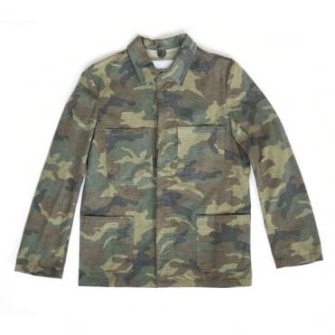 Camo Chore Jacket