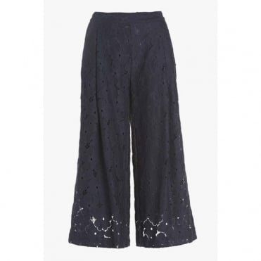 Laser Cut Flower Culottes