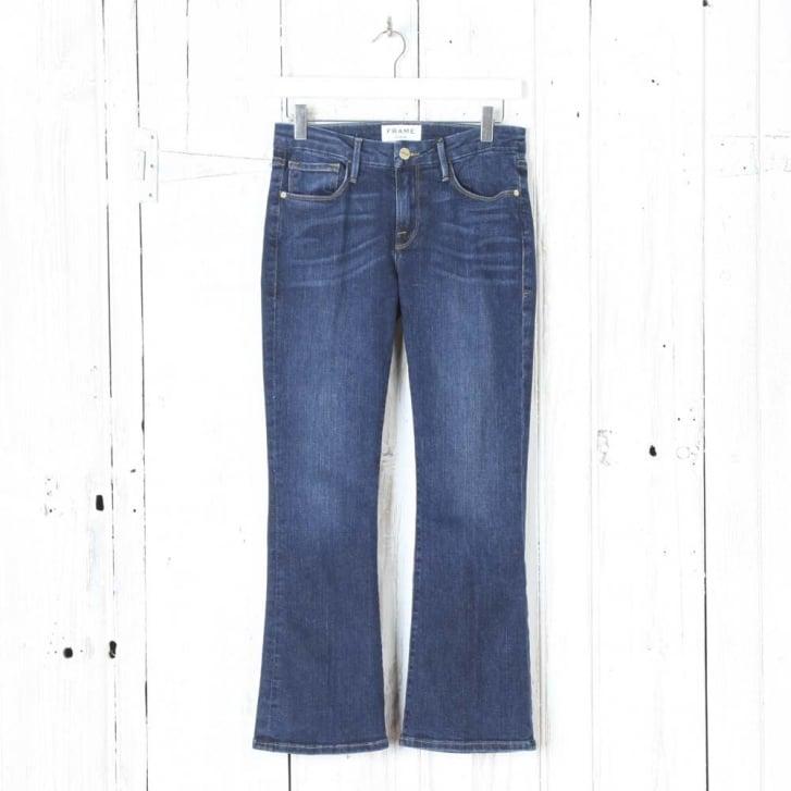 FRAME DENIM Le Crop Mini Boot Jean