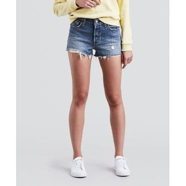 501 Back To Your Heart Denim Shorts