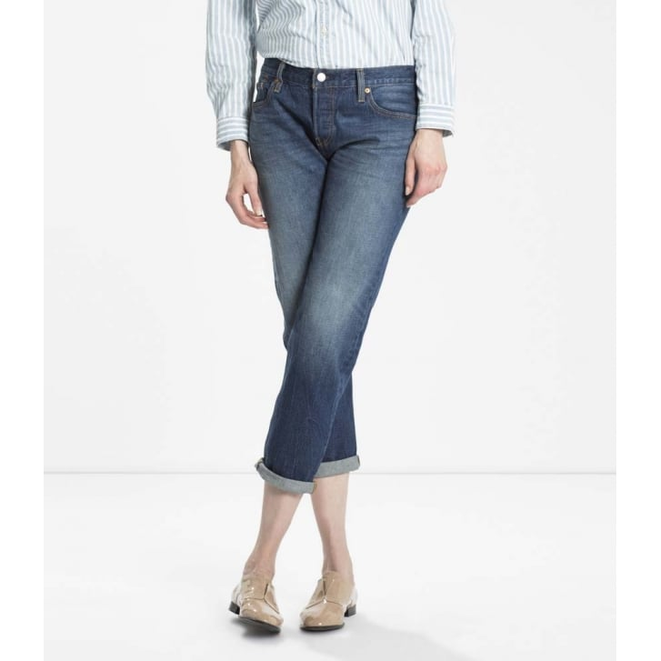 LEVIS 501CT Jeans For Women