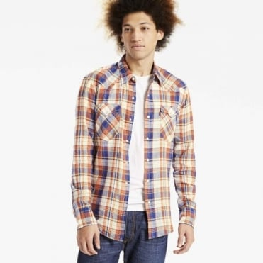 Barstow Western Long Sleeve Shirt