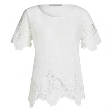 Light Lace Blouse