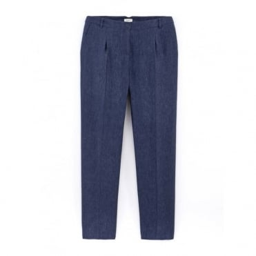 Linen Chine Harly Pants