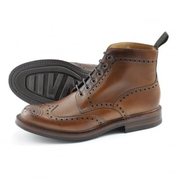Bedale Boot in Brown