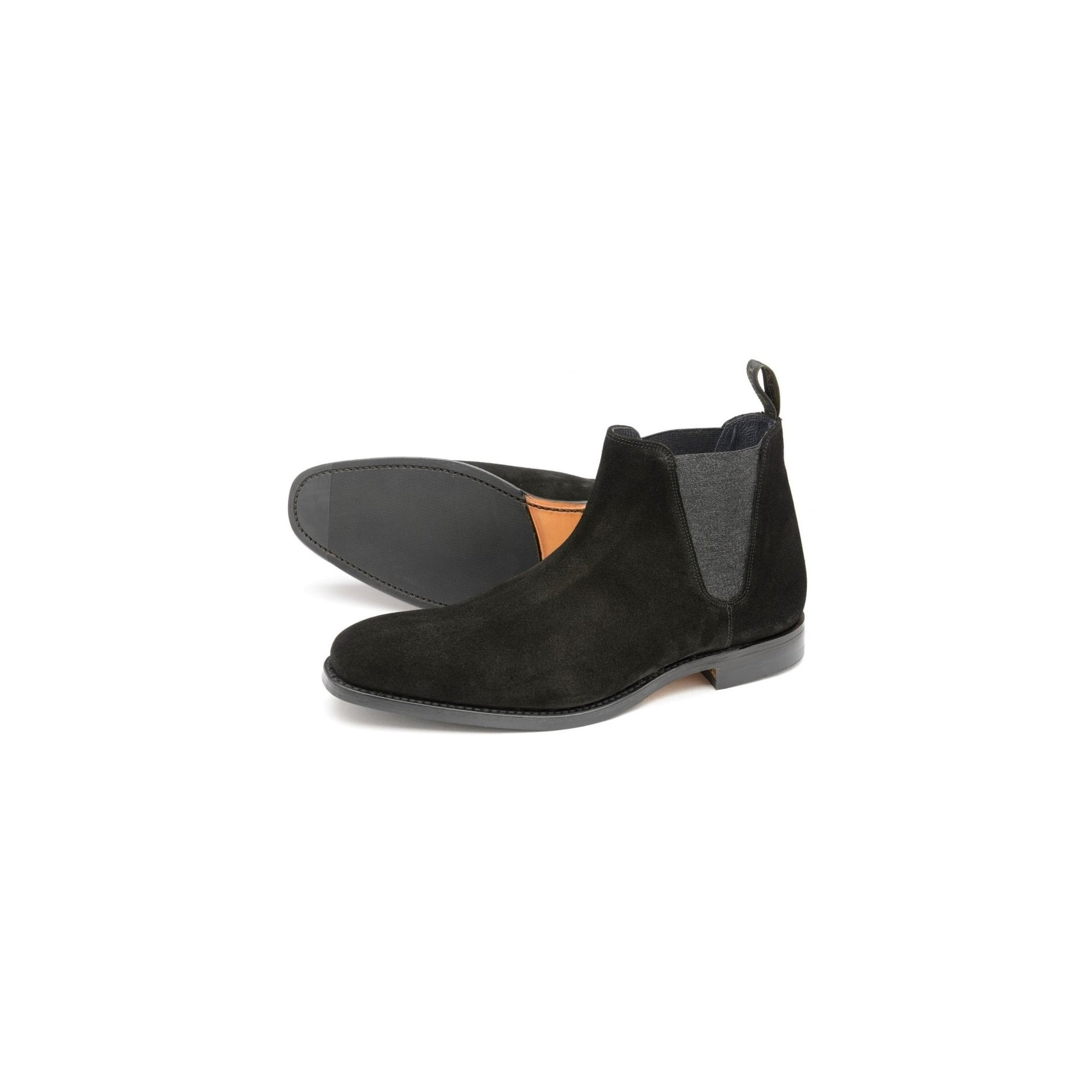 Buy Loake Caine Suede Chelsea Boot