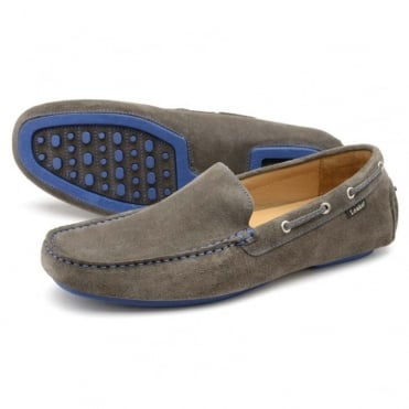 Donington Suede Driving Shoe