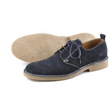 Mojave Suede Desert shoe