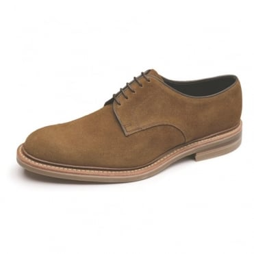 Rowe Suede Derby Shoe