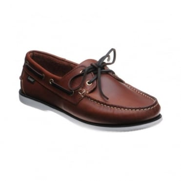 Waxy Boat Shoe
