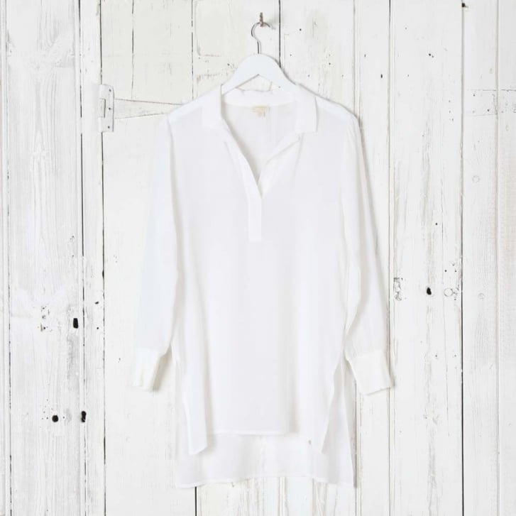 HANRO Long Lightweight Silk Shirt