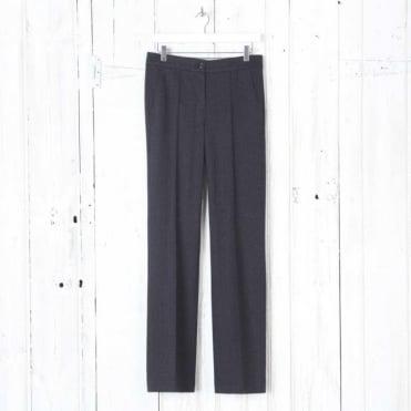 Herringbone Smart Trousers