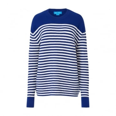 Delmar Breton Striped Slouch Knit