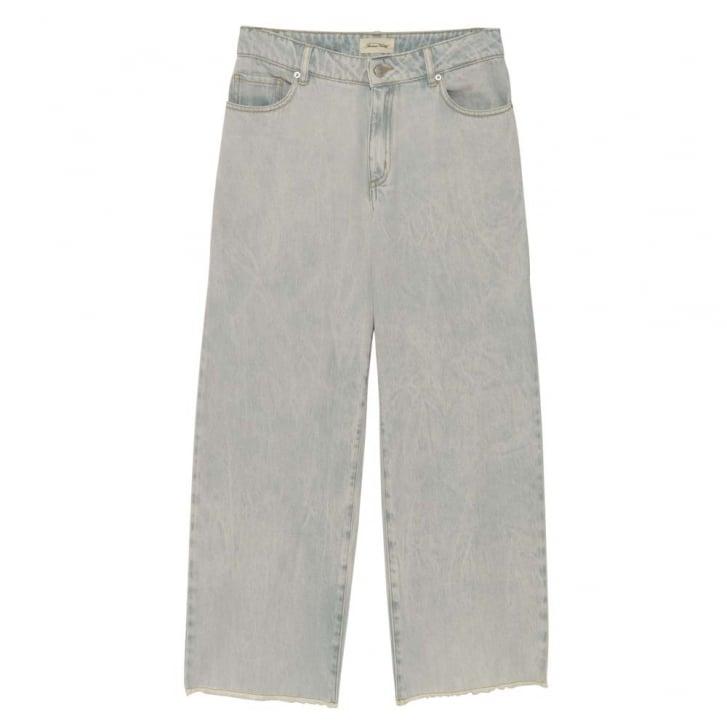 AMERICAN VINTAGE Mackmann Wide Leg Jeans