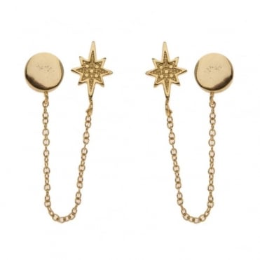 Magnetic Starburst Earrings