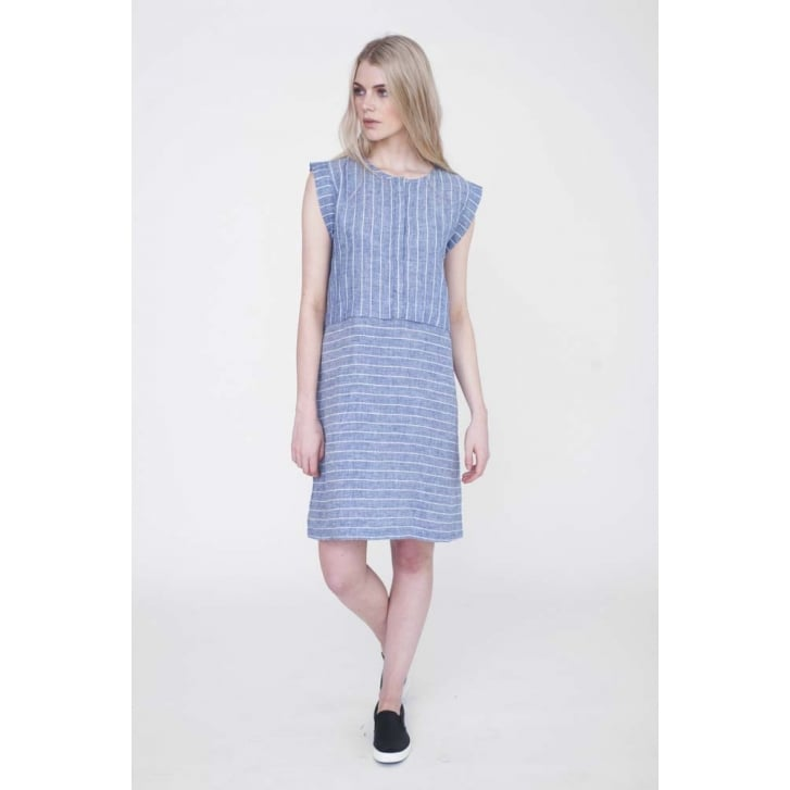 BEAUMONT ORGANIC Makayla Linen Dress