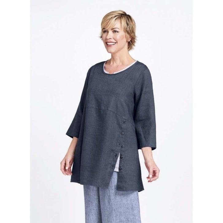 FLAX Market Linen Tunic
