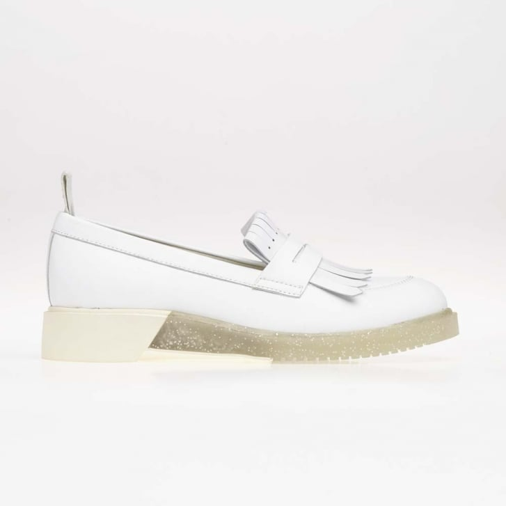 ANTHONY MILES Marley Leather Loafer