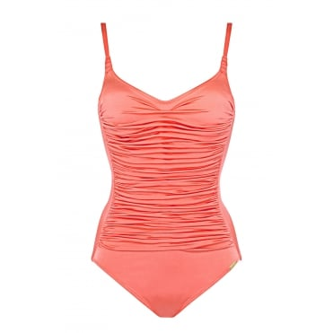 Icon Swimsuit in Melon