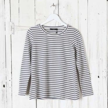 Occhio Striped  Tee Shirt