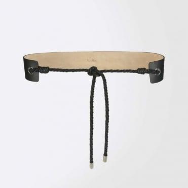 Poldo Thick Tie Belt