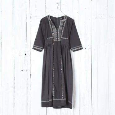 Arlem Flare Midi Dress