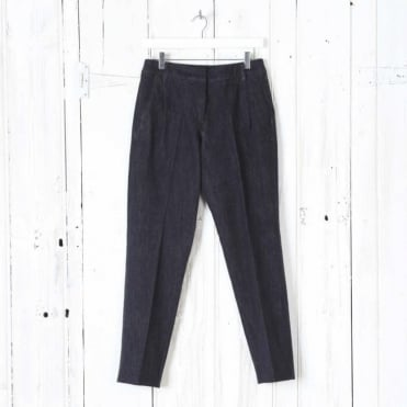 Locusta Denim Pant in Midnight Blue