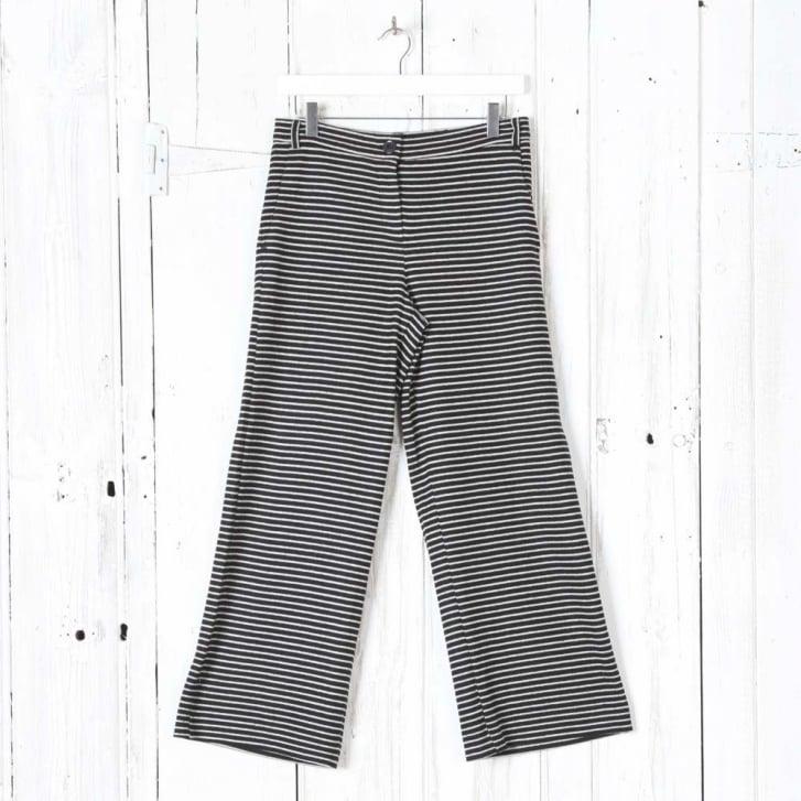MAXMARA WEEKEND Ovada Jersey Pants in Black