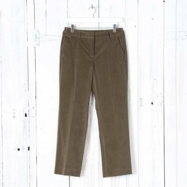 Uranio Long Pants in Light Brown