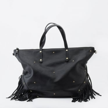 Carpenter Fringed Big Bag