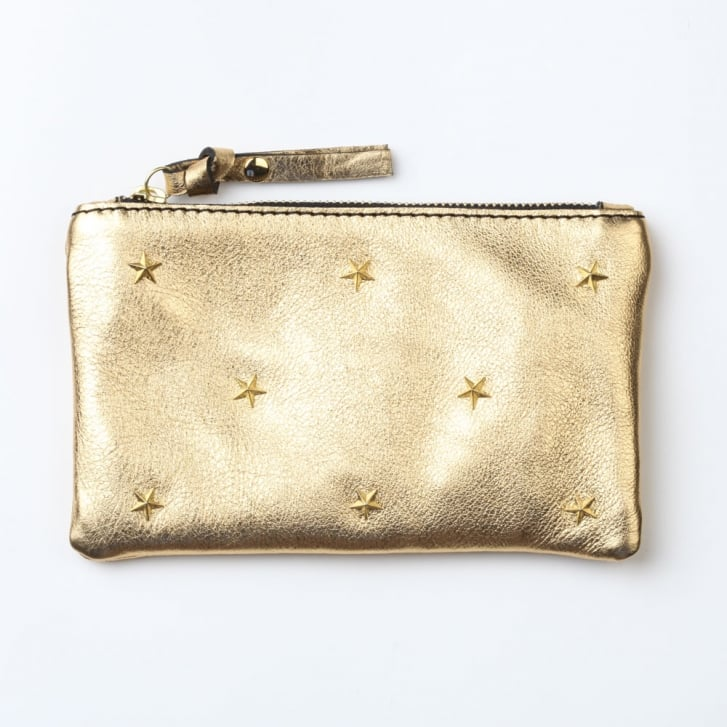 MERCULES Wallet with Star Embellishment