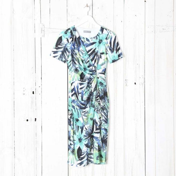 MICHAELA LOUISA Side Ruche Stretch Jersey Dress