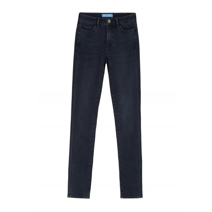 M.I.H JEANS Bodycon Skinny Jeans in Vale