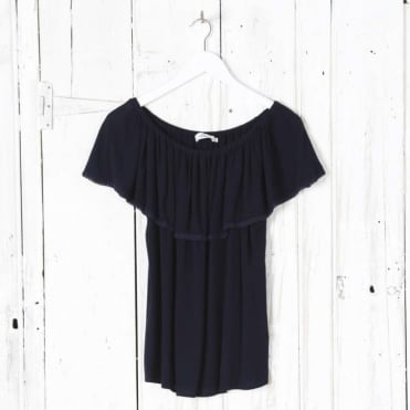 Moon Fancy Off Shoulder Top