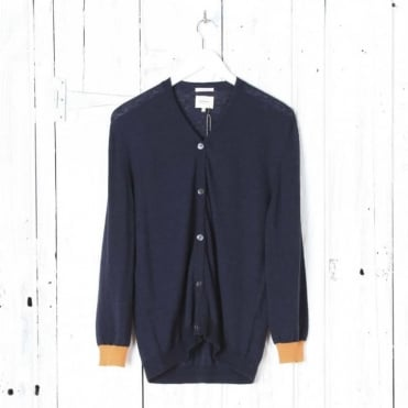 Nalayc Wool Mix Cardigan