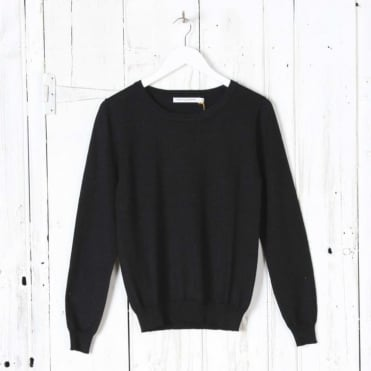 Lexy Lurex Roundneck Knit