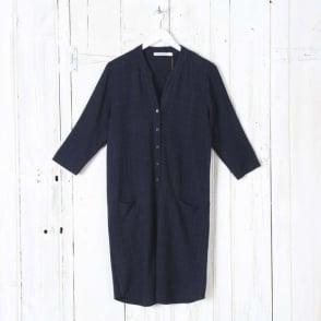 Maureen Tweed Check Shirt Dress