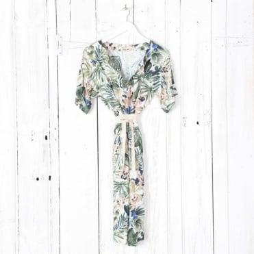 Maya Tie Waist Dress