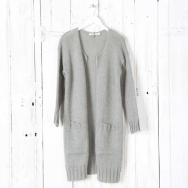 Michelle Long Knit Cardigan
