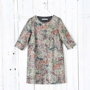 Nigela Jacquard Dress