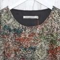 NATHALIE VLEESCHOUWER Nigela Jacquard Dress