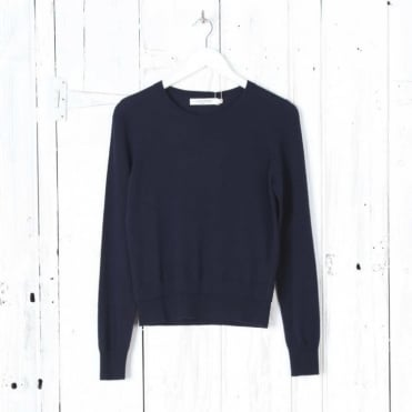 Simple Knit with Pleat