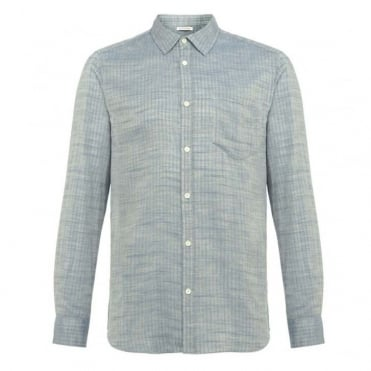 Double Face Stripe Shirt