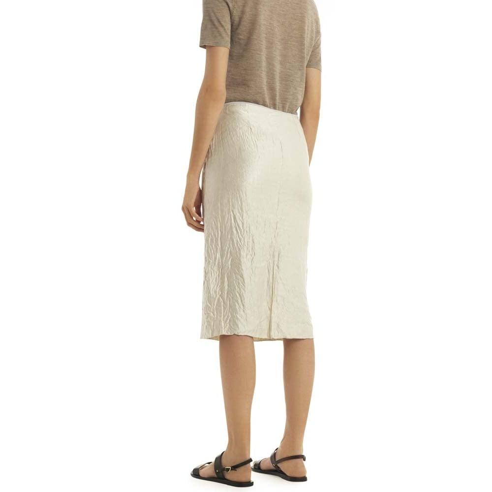 farhi lafon high shine skirt collen clare